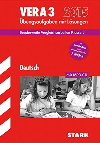 9783849018399: VERA 3 Grundschule - Deutsch mit MP3-CD