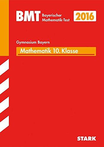 9783849019778: Bayerischer Mathematik-Test Gymnasium 10. Klasse
