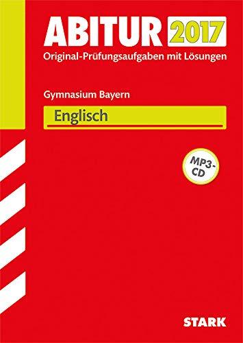 9783849025083: Abiturprüfung Bayern 2017 - Englisch