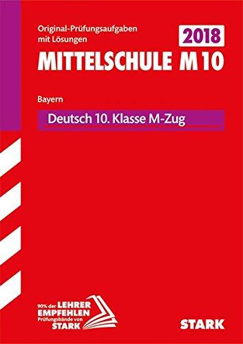 9783849029562: Original-Prüfungen u. Tr. MS M10 2018 Deutsch BY