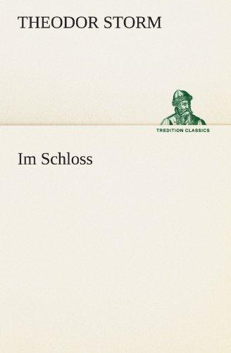 9783849100865: Im Schloss (TREDITION CLASSICS) (German Edition)