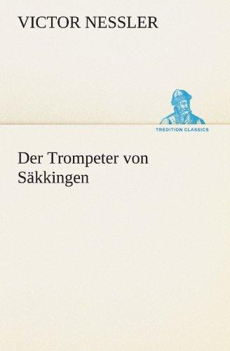 9783849101152: Der Trompeter von Säkkingen (TREDITION CLASSICS)