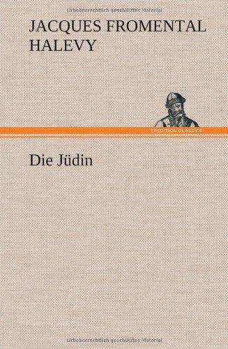 9783849109493: Die Jüdin