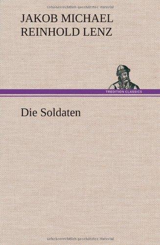 9783849109592: Die Soldaten