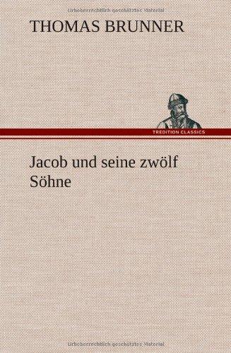 9783849115517: Jacob und seine zwölf Söhne