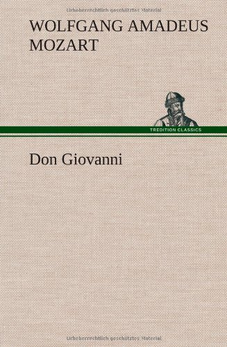 9783849116293: Don Giovanni