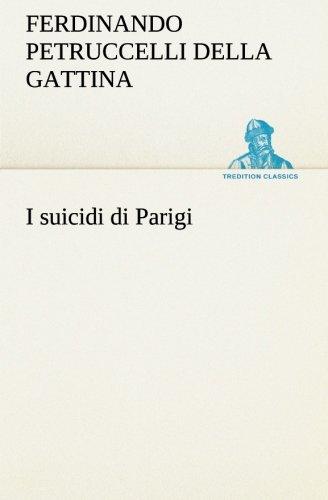9783849122751: I suicidi di Parigi (TREDITION CLASSICS)
