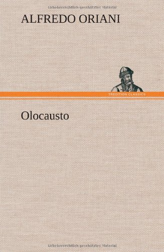 Olocausto German Edition: Alfredo Oriani