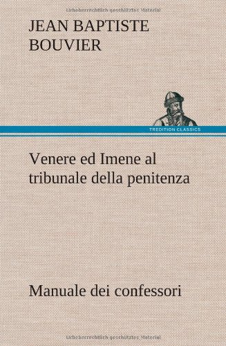 Venere ed Imene al tribunale della penitenza: Bouvier, Jean Baptiste