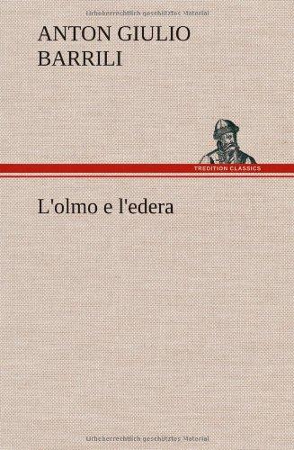 9783849123819: L'olmo e l'edera