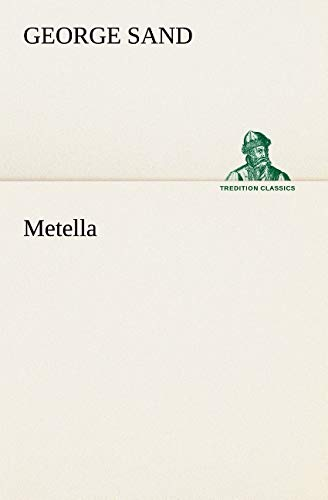 9783849125462: Metella (TREDITION CLASSICS) (French Edition)