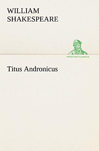 9783849126568: Titus Andronicus