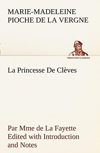 9783849128029: La Princesse De Clèves (TREDITION CLASSICS)