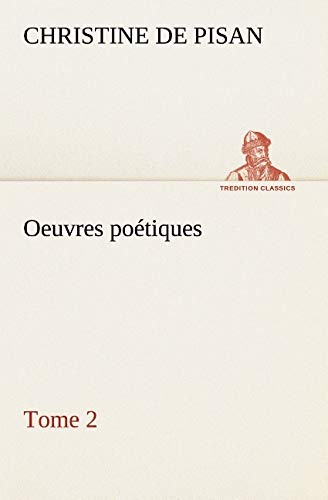 9783849134259: Oeuvres poétiques Tome 2