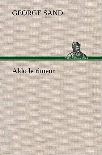9783849136390: Aldo Le Rimeur