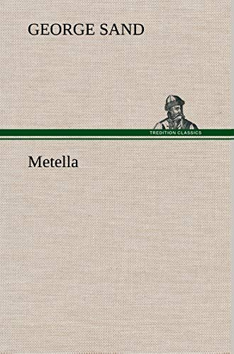 9783849136451: Metella (French Edition)