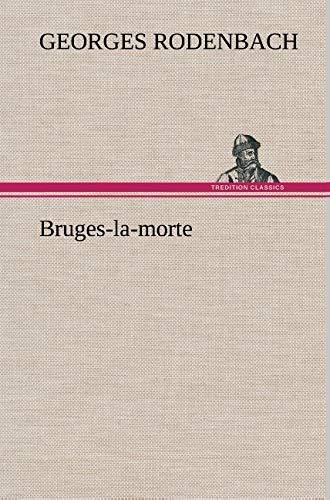 9783849136840: Bruges-la-morte