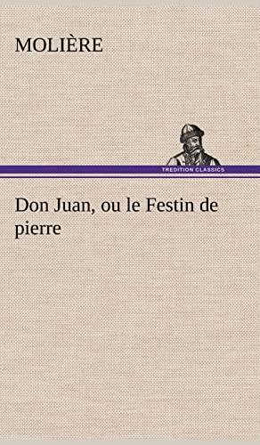 9783849137632: Don Juan, ou le Festin de pierre