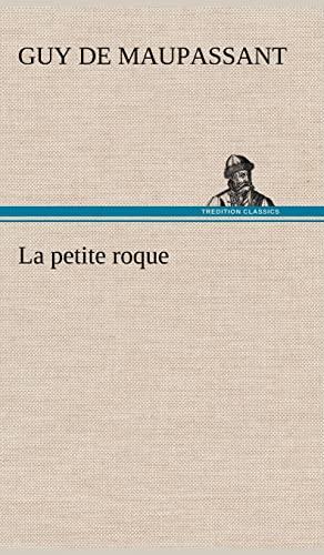 9783849139162: La petite roque (French Edition)