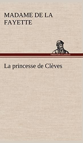 9783849139353: La Princesse de Cleves