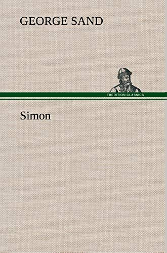 Simon (French Edition): Sand, George