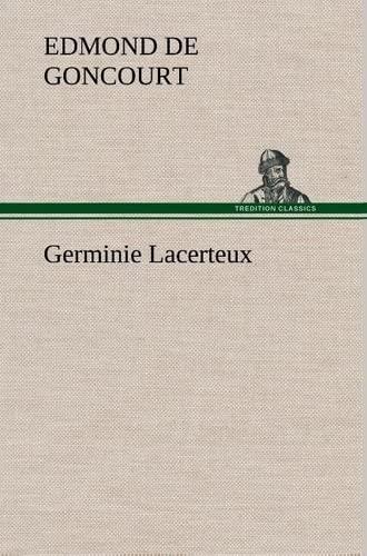 9783849142933: Germinie Lacerteux