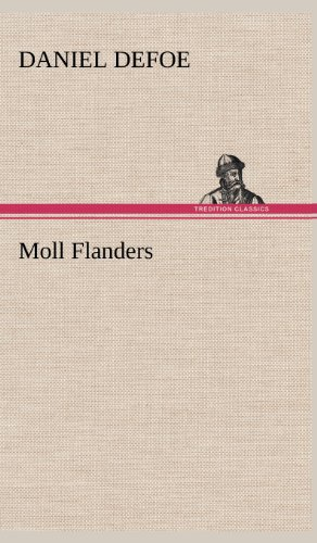 9783849144333: Moll Flanders (French Edition)
