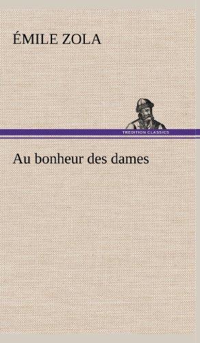 9783849146351: Au bonheur des dames (French Edition)