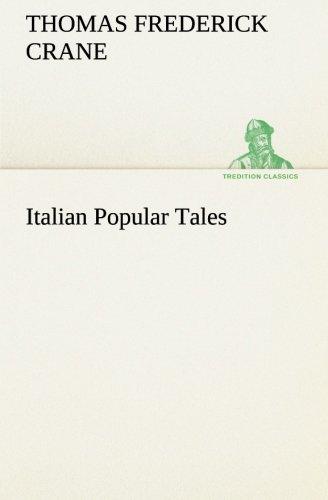 9783849155919: Italian Popular Tales (TREDITION CLASSICS)