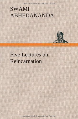 9783849156237: Five Lectures on Reincarnation