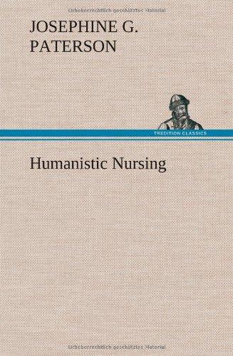 9783849160753: Humanistic Nursing