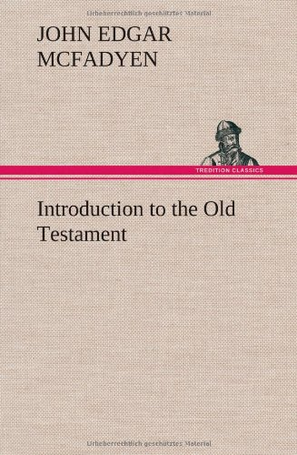 9783849163228: Introduction to the Old Testament