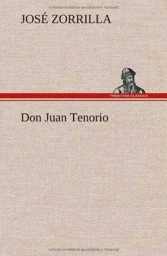 9783849164386: Don Juan Tenorio