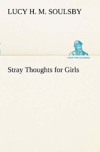 9783849168834: Stray Thoughts for Girls