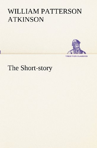 9783849172503: The Short-story (TREDITION CLASSICS)