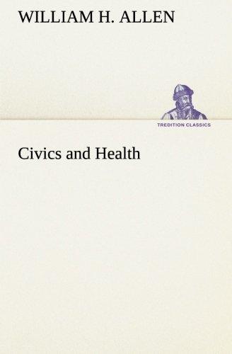 9783849174040: Civics and Health