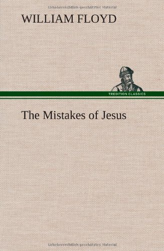 9783849174941: The Mistakes of Jesus
