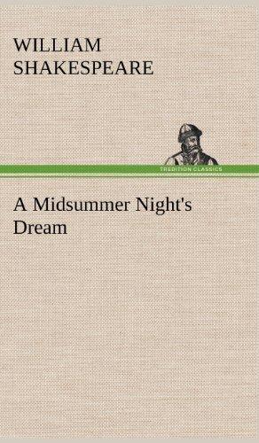 9783849175467: A Midsummer Night's Dream