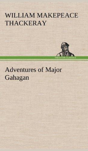 9783849176112: Adventures of Major Gahagan
