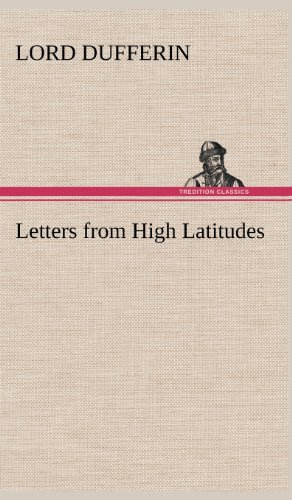 9783849181468: Letters from High Latitudes