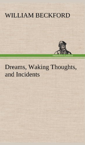 9783849181819: Dreams, Waking Thoughts, and Incidents