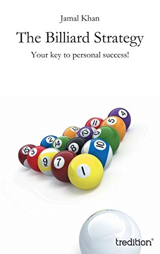 9783849183646: The Billiard Strategy: Your key to personal success!
