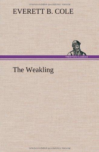 9783849193379: The Weakling
