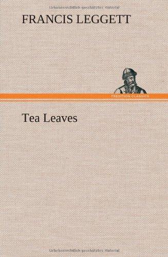 9783849193881: Tea Leaves