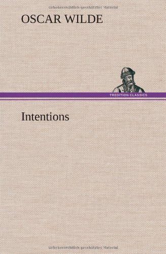 9783849197001: Intentions