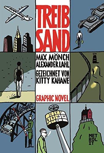 9783849303587: Treibsand: Eine Graphic Novel aus den letzten Tagen der DDR