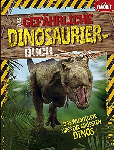 9783849450908: Das gefährliche Dinosaurier-Buch
