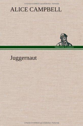 9783849500733: Juggernaut