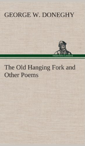 9783849515799: The Old Hanging Fork and Other Poems