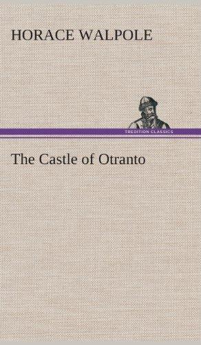 9783849517410: The Castle of Otranto